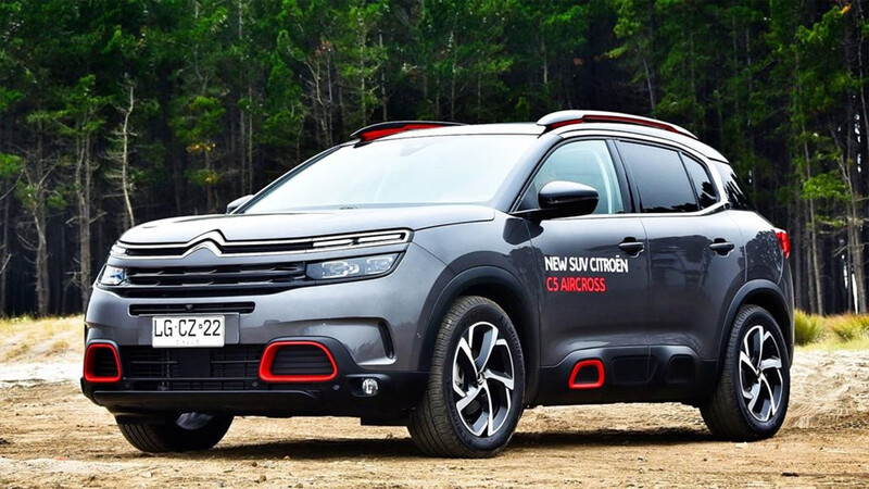 Citroën C5 Aircross se lanza en Argentina y ya la probamos