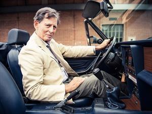 Tom Tjaarda, el diseñador del DeTomaso Pantera, fallece a los 82
