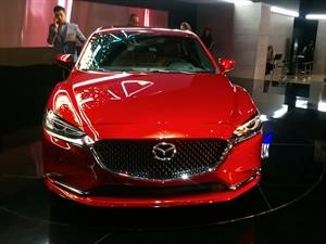 Mazda 6 2019 , excelso sedán deportivo