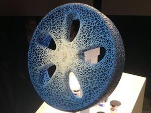 Michelin crea una llanta orgánica