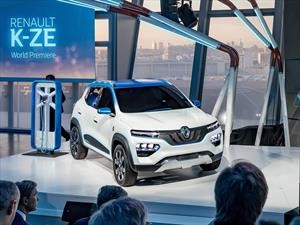 Renault K-ZE: los eléctricos franceses están de moda