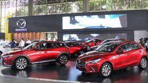 Mazda fue reconocida en EE. UU. por tres de sus modelos
