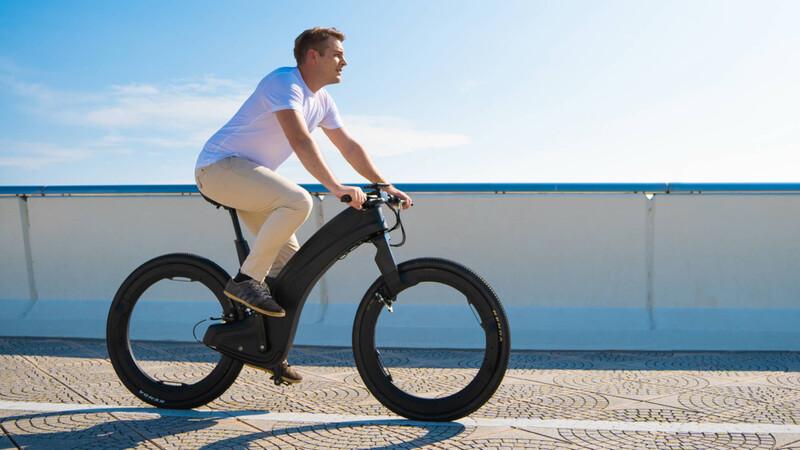 Beno Reevo e-bike: Interesante variante a las cuatro ruedas