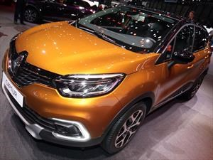 La Renault Captur se actualiza en Ginebra
