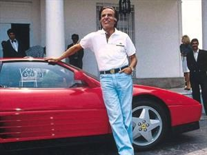 Ferrari 348 TB: Menem casi lo hizo