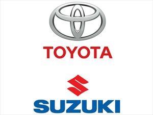 Toyota y Suzuki se asocian para producir autos eléctricos e híbridos