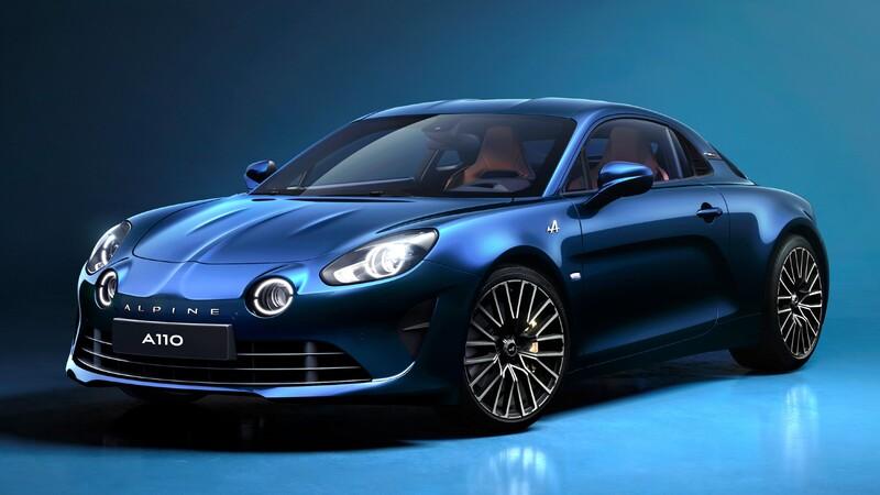 Alpine A110 Légende GT 2021: limitado a 300 unidades, cada una con 295 hp