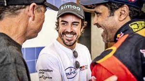 Toyota GAZOO Racing confirma la participación de Alonso en el Dakar 2020