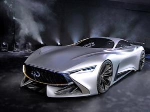 Infiniti Concept Vision Gran Turismo: Se volvió realidad