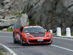 Ferrari 458 Italia impone Récord Guinness