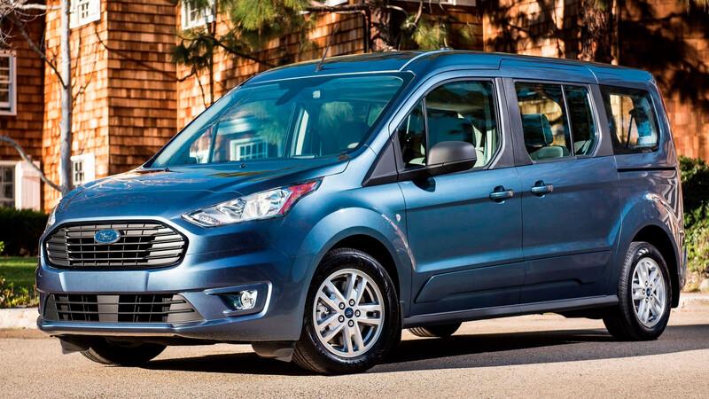 La nueva Ford Transit Connect se fabricará en México