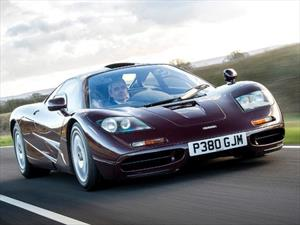 Mr.Bean vende su McLaren F1