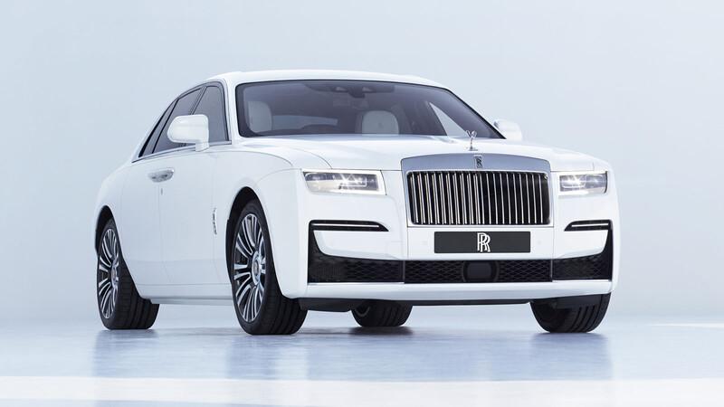 Rolls-Royce Ghost 2021, un auténtico sedán de lujo