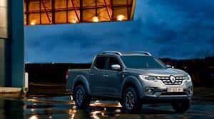 Renault actualiza la pick-up Alaskan