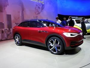Volkswagen I.D. Crozz II debuta