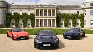 Goodwood 2019: Aston Martin prepara su artillería
