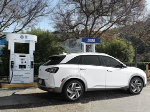 Este es el funcionamiento de los carros con pila de combustible de hidrógeno