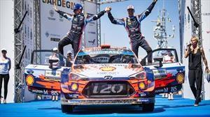 WRC 2019 Rally de Cerdeña se queda Sordo