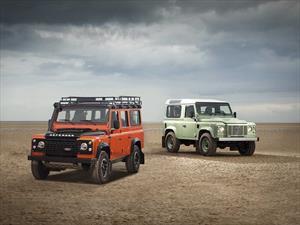 Land Rover Defender Last Edition se presenta