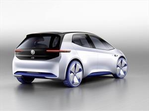 El auto del pueblo es ahora eléctrico: Volkswagen ID