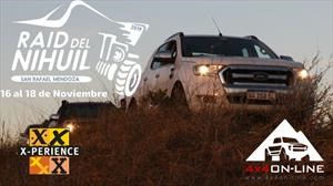 Raid del Nihuil 2019: Una aventura 4x4 sustentable