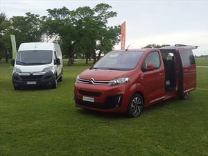 Citroën SpaceTourer se lanza en Argentina