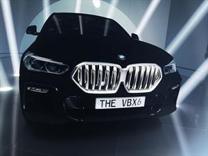 BMW X6 Vantablack, conoce el lado mas oscuro de BMW