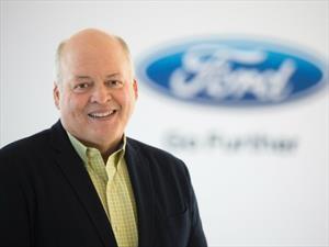 Jim Hackett toma el control de Ford