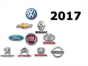 Top 10: Las marcas más vendedoras de 2017