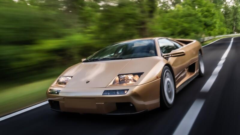 La historia del Lamborghini Diablo, el super auto icono en la década de 1990