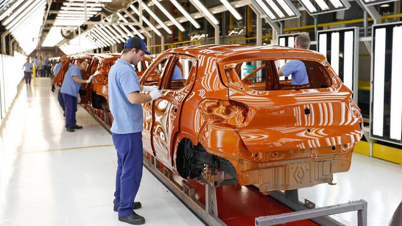 Renault extiende el cierre de su producción en Brasil