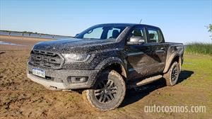 Test Ford Ranger Raptor: Pequeño saltamontes