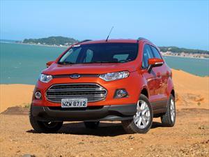 Ford EcoSport 2013, la manejamos en Brasil
