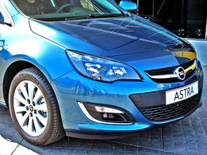 Opel Chile presenta el Astra hatchback 5 puertas 2014