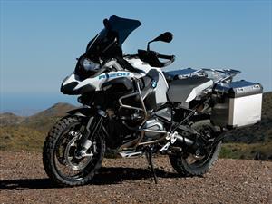 BMW Motorrad rompe récord de ventas en 2014
