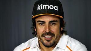 F1: Fernando Alonso no se aleja de McLaren