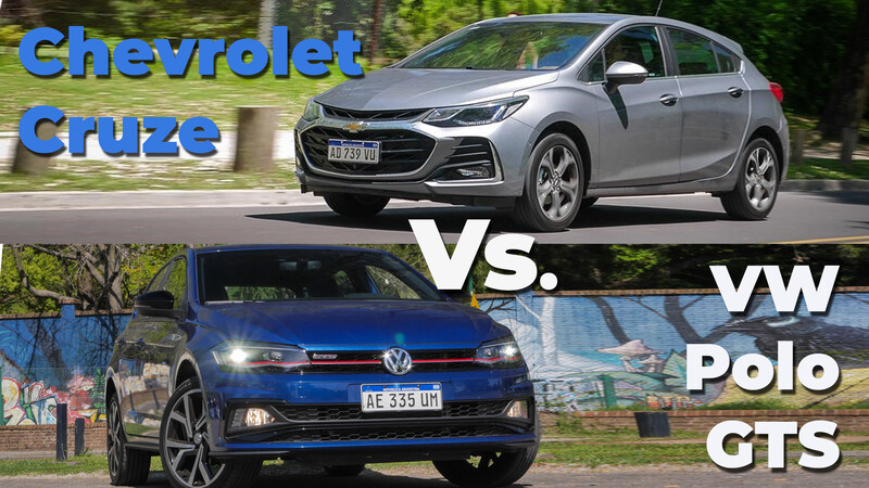 VW Polo GTS Vs Chevrolet Cruze ¿Cuál es mejor compra?