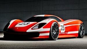 El próximo hypercar de Porsche usaría un sistema híbrido compuesto por un motor Fórmula 1
