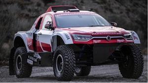 SsangYong alista un Korando para el Dakar 2020