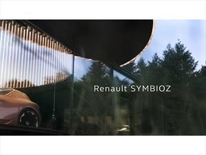 Video: Renault Symbioz Concept, un pantallazo a lo que se viene