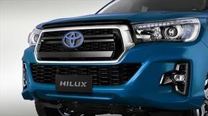 Toyota confirma la Hilux híbrida, pero falta tiempo aún