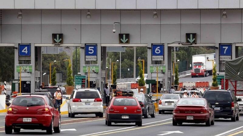 Autopistas aumentan tarifas en 2021