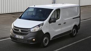 Mitsubishi Express 2021, una van japonesa con todo el ADN francés