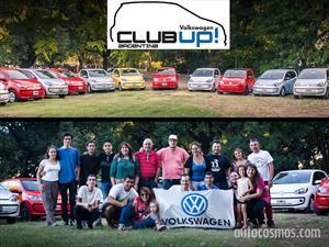 El Volkswagen up! ya tiene su club y te contamos todo lo que querés saber