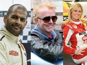 Chris Evans, Sabine Schmitz y Chris Harris son los nuevos presentadores de Top Gear