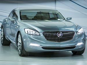 Buick Avenir Concept en el NAIAS 2015