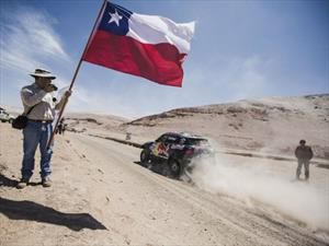 Dakar 2015: Al-Attiyah se consolida en la décima etapa
