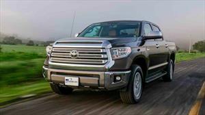 Toyota Tacoma y Tundra compartirán plataforma