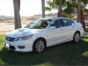 Honda Accord 2013 se presenta en México desde $319,900 pesos