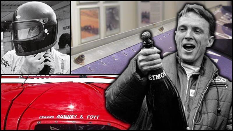 Dan Gurney, un pionero sin igual